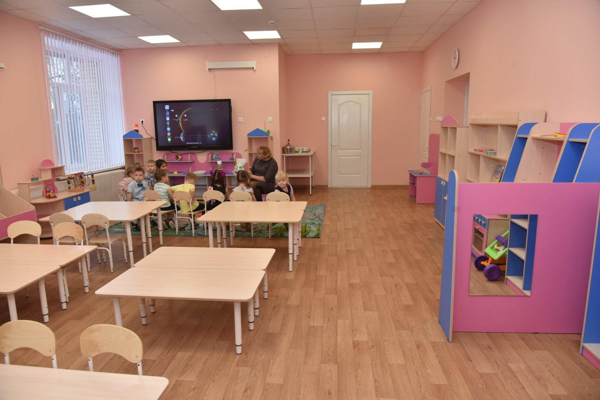 В микрорайоне Мирном Йошкар-Олы открывается детский сад на 320 мест