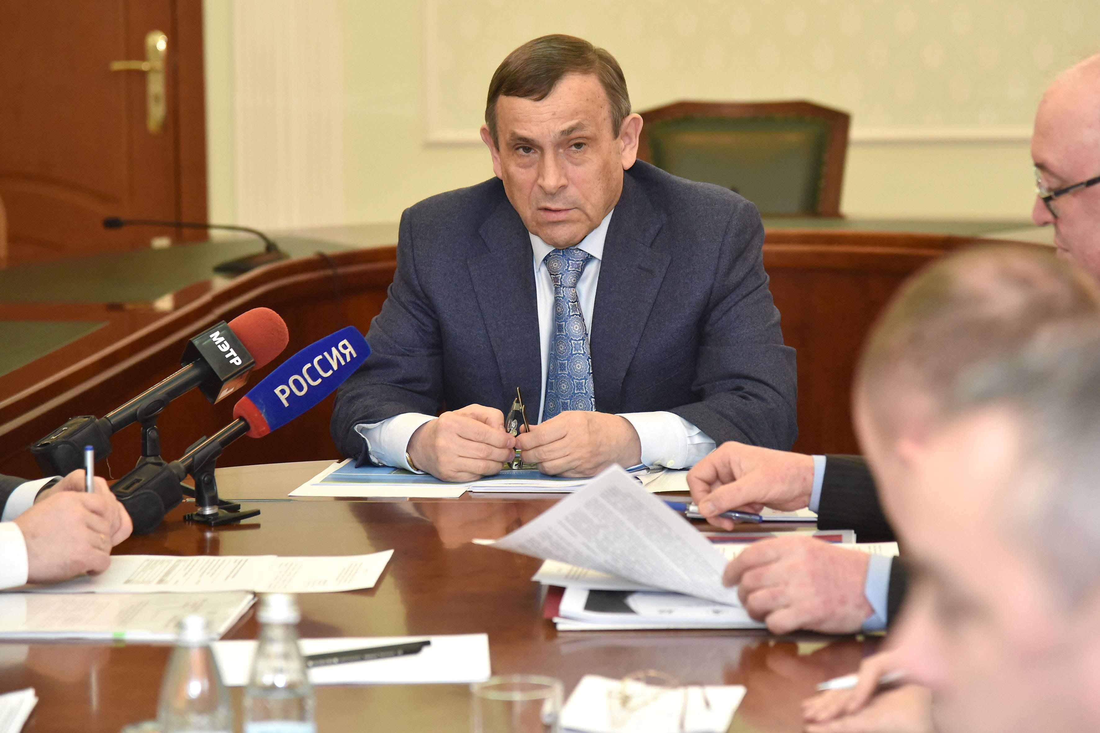 Глава Марий Эл рассмотрел планы развития Волжска и Козьмодемьянска