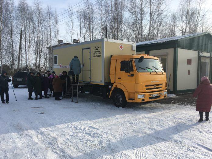 Новый ФАП появился в Оршанском районе