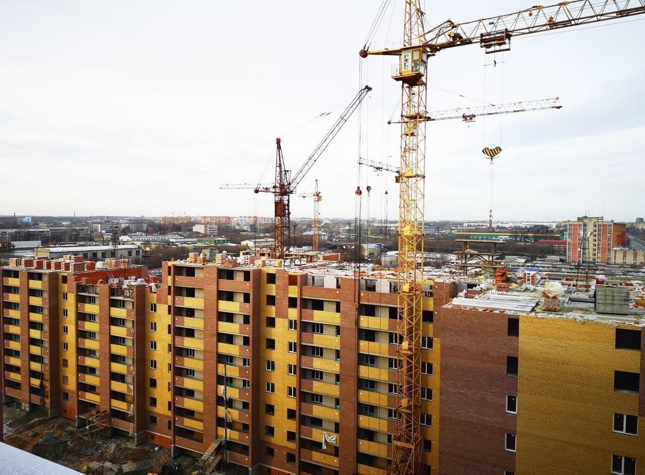 Строительный комплекс Марий Эл поддержат в период пандемии