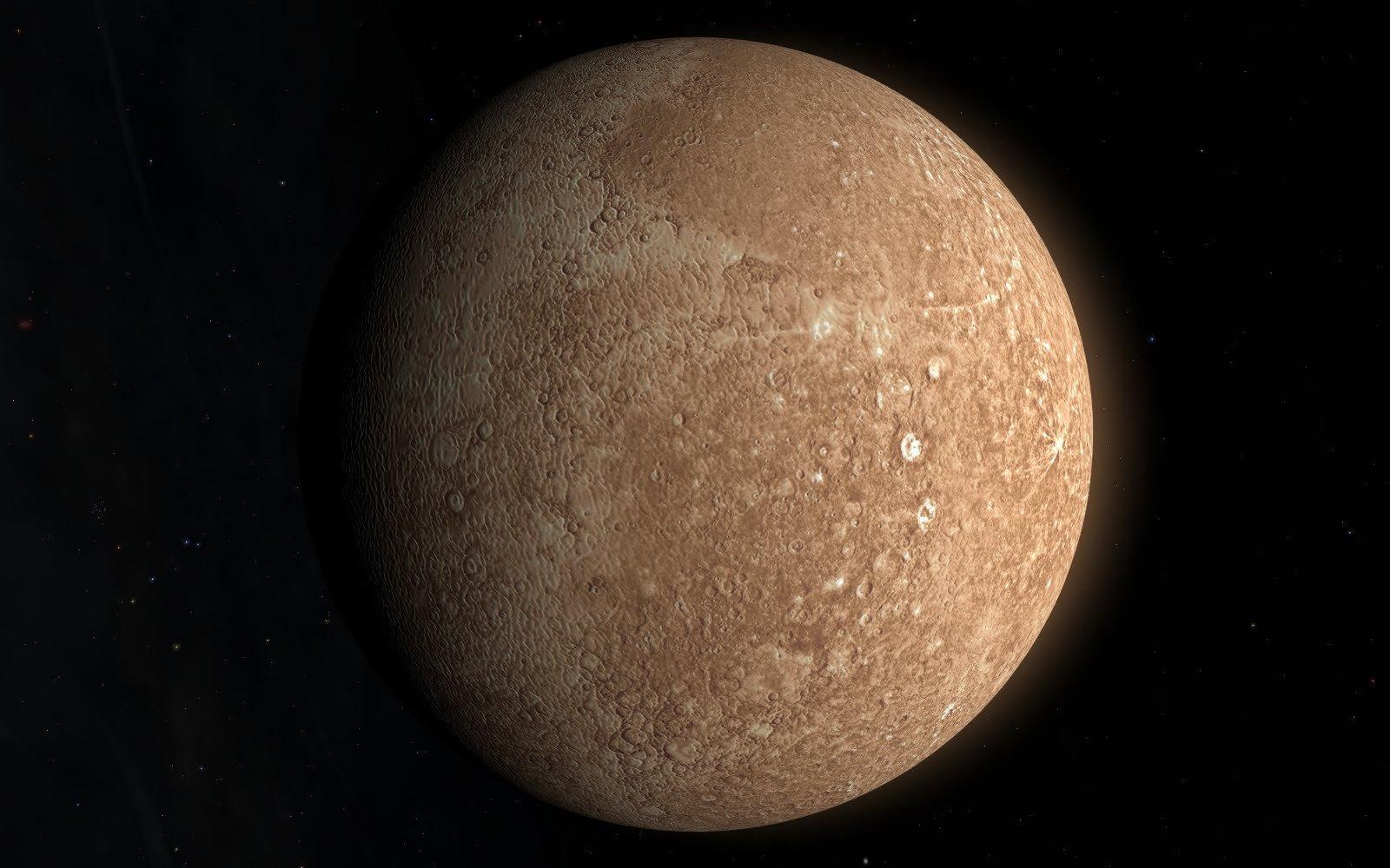 Меркурий мог быть пригодным для жизни