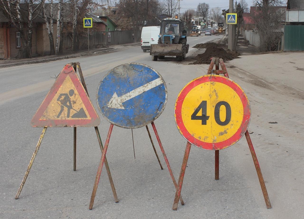В Йошкар-Оле временно перекроют нечетную сторону ул. Панфилова