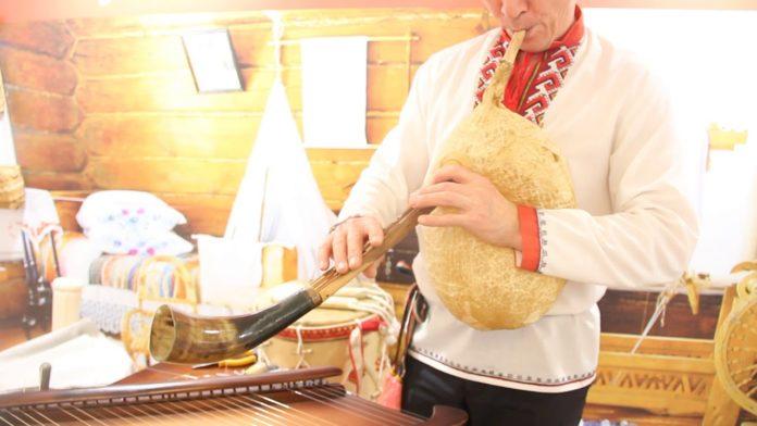 Международный фестиваль волыночной музыки «Шӱвыр» пройдет в Марий Эл