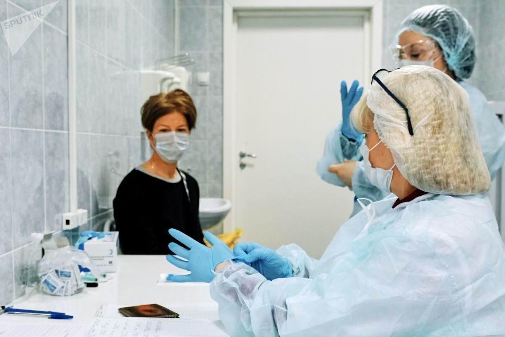 Инфекционист опроверг возможность диагностики COVID-19 без врача