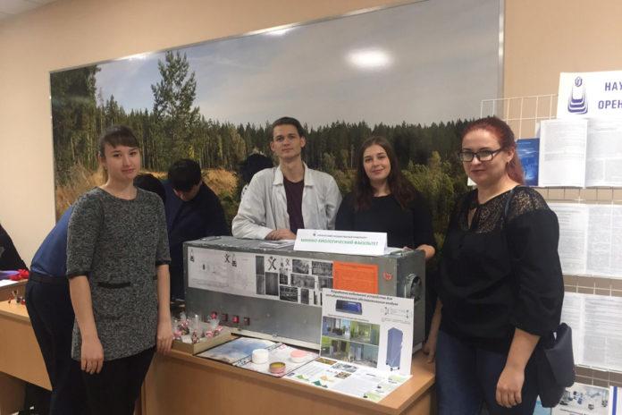 Обеззараживатель воздуха разработал студент из Оренбурга