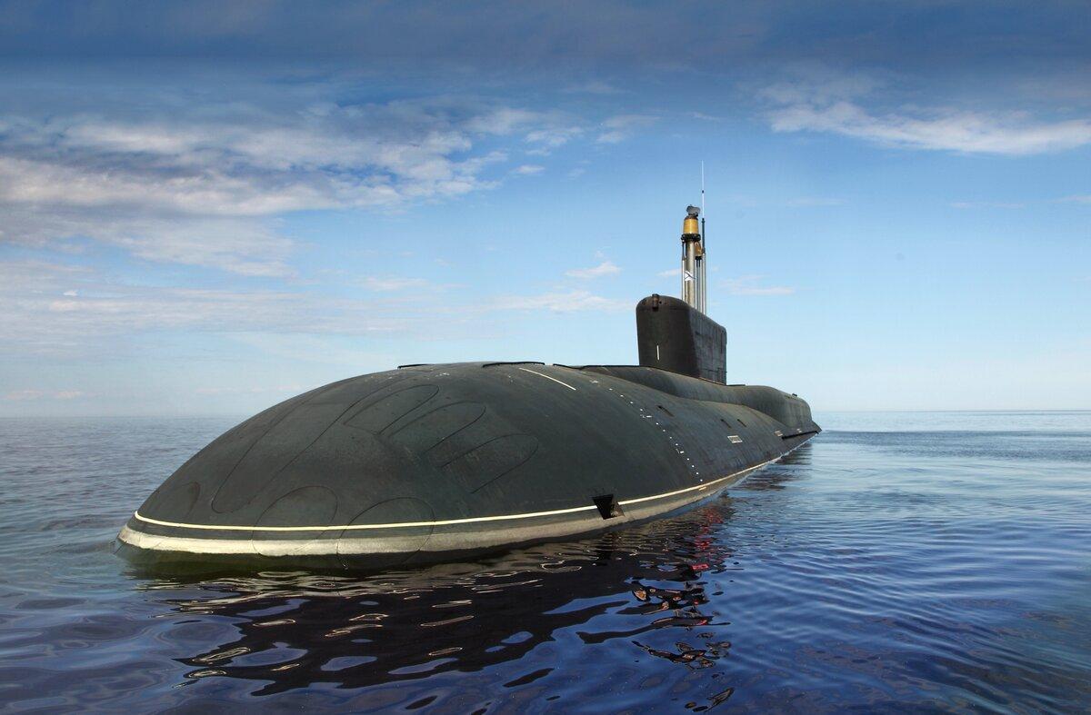 Атомная подлодка «Князь Владимир» начала финальные испытания
