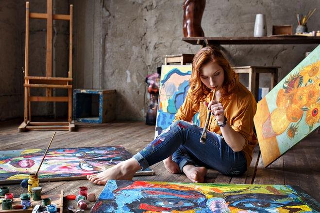 Тест: Шедевры мировой живописи. Знаете ли вы авторов известных картин?