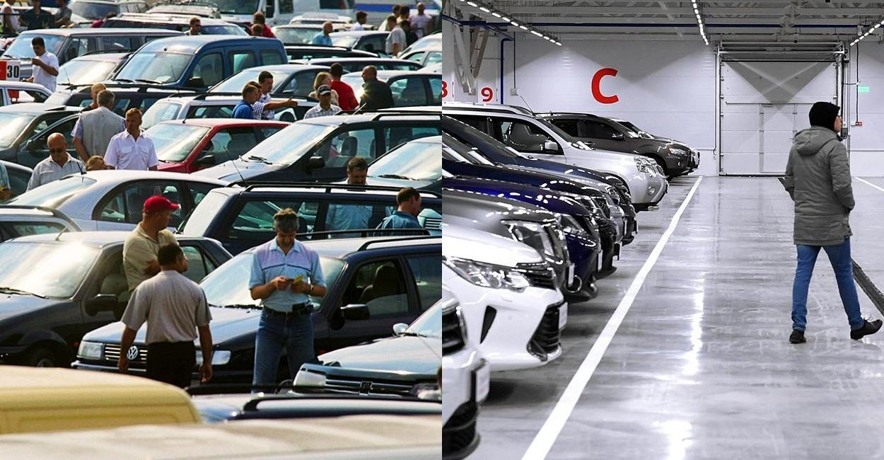 Дефицит легковых машин в РФ закончится к маю 2021 года