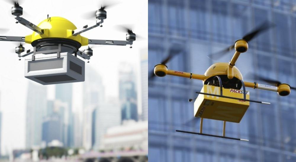 В Китае с успехом опробованы дроны для квантового шифрования