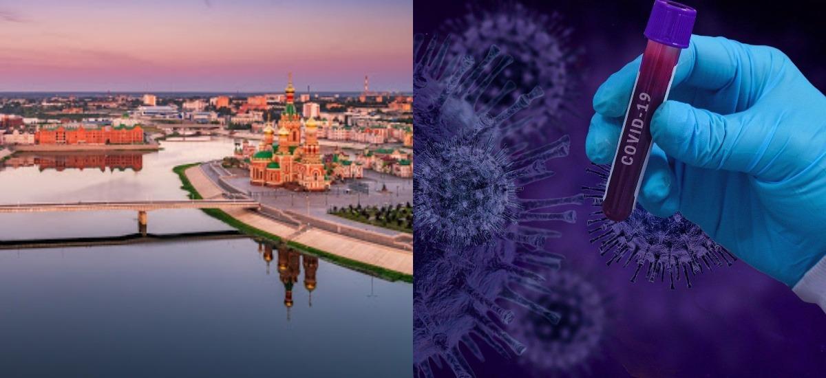 Коронавирус в Марий Эл: ситуация на 15 июля