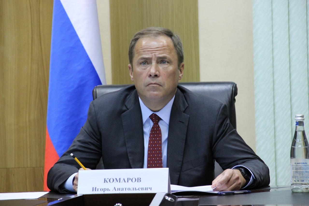 Игорь Комаров в рамках рабочей поездки посетит регионы ПФО