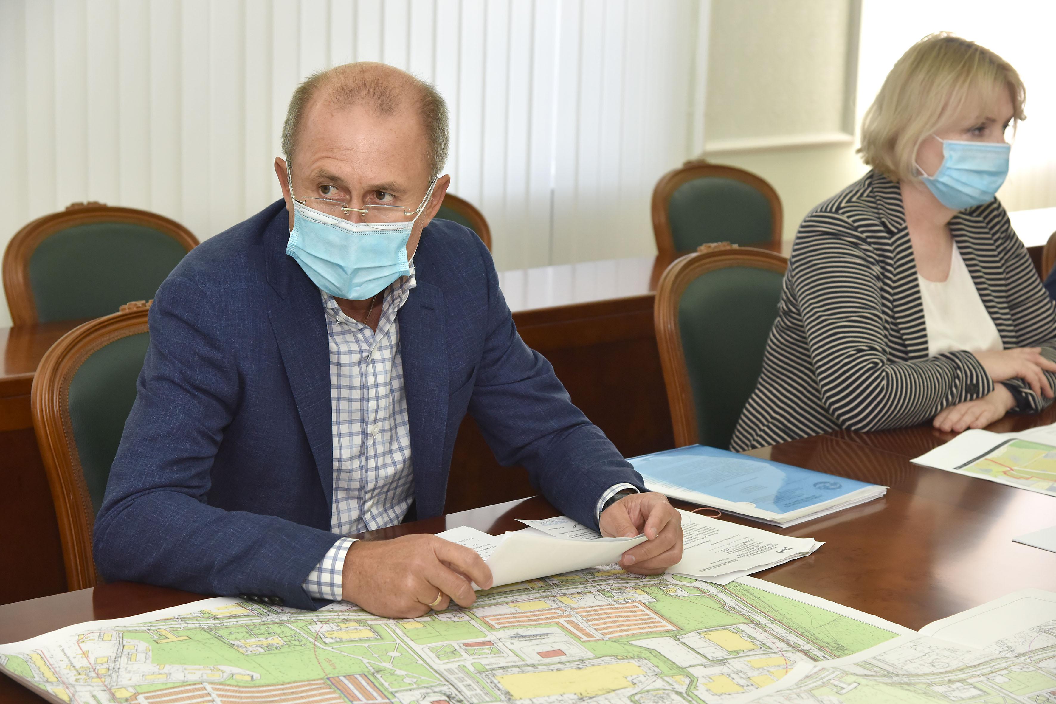В Республике Марий Эл решается вопрос строительства нового автовокзала