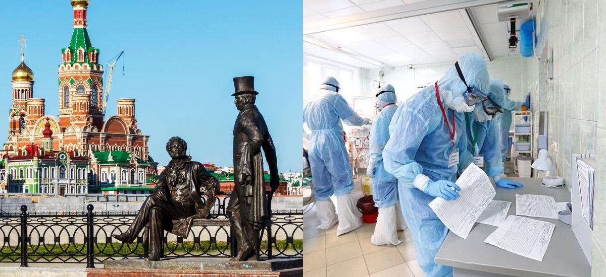 С начала пандемии в Марий Эл зарегистрировано свыше 19 тыс. случаев COVID-19