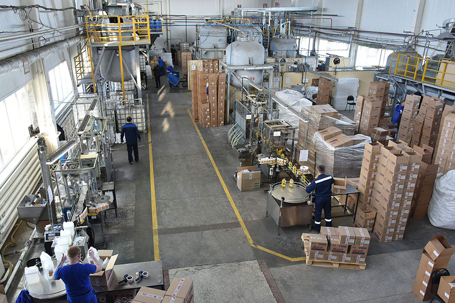 Рост промышленного производства наблюдается в Марий Эл