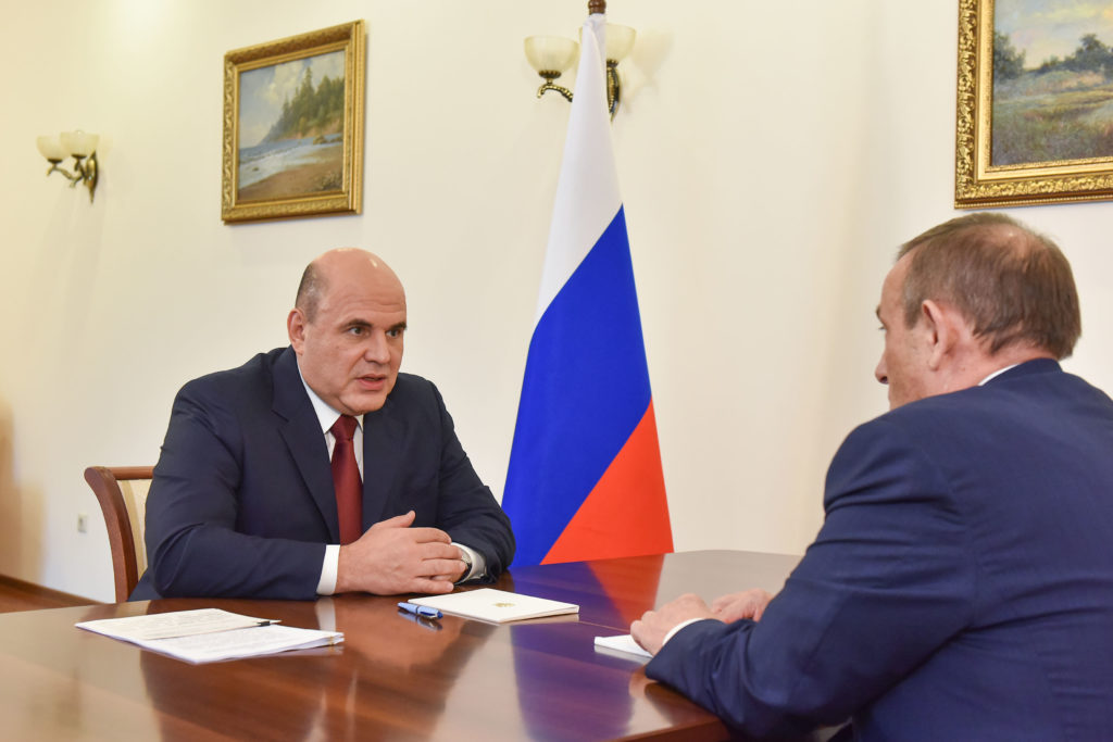 Премьер-министр РФ оценил темпы реализации программы социально-экономического развития Марий Эл