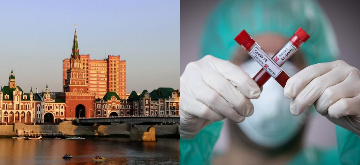 В Марий Эл ребенок младше одного года заболел коронавирусом