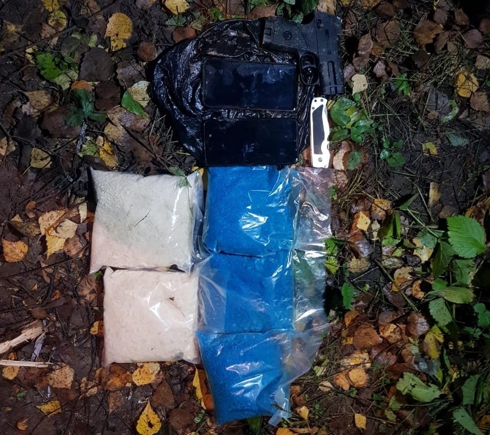УФСБ России по Республике Марий Эл пресечен канал распространения наркотических средств