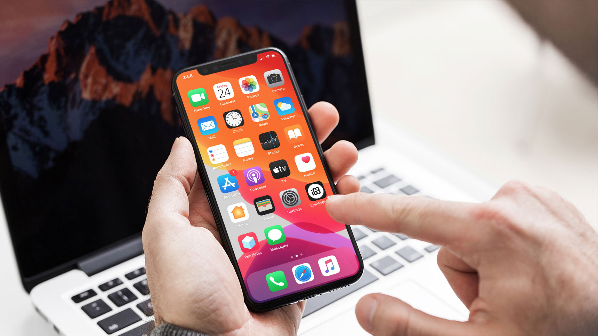 Хакеры через Wi-Fi начали взламывать смартфоны Apple