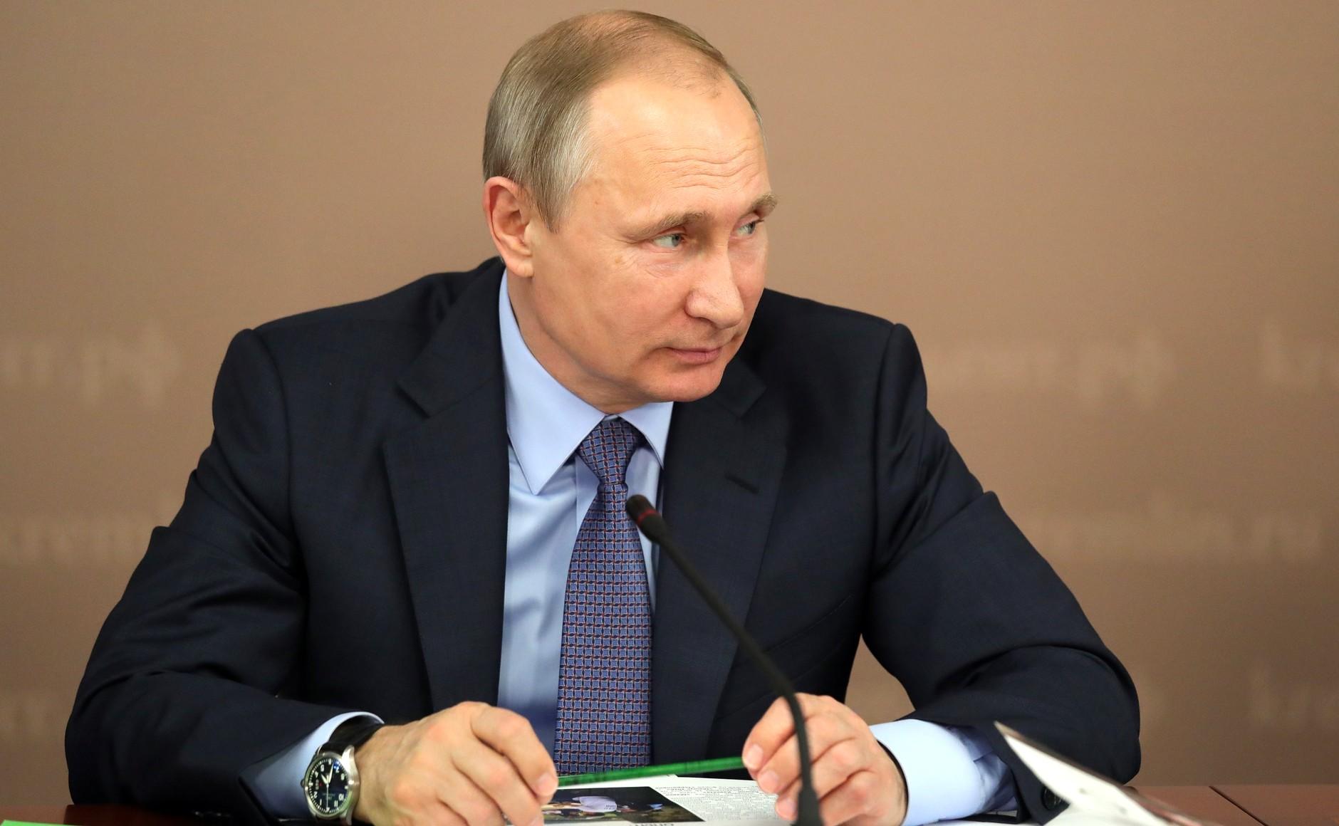 Президент России Владимир Путин призвал к регуляции цен на жилье