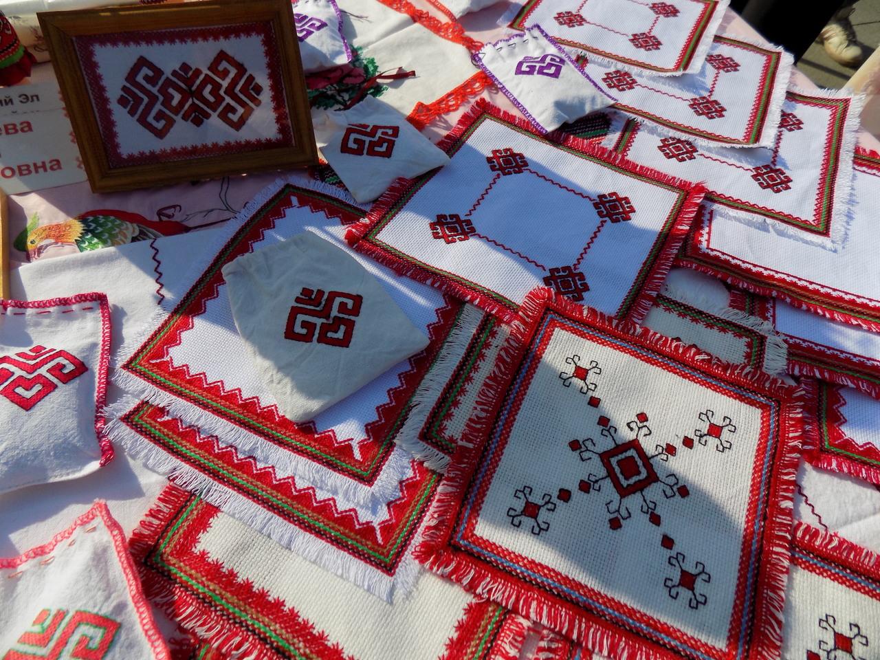 Этнофорум марийской вышивки впервые состоится в Марий Эл
