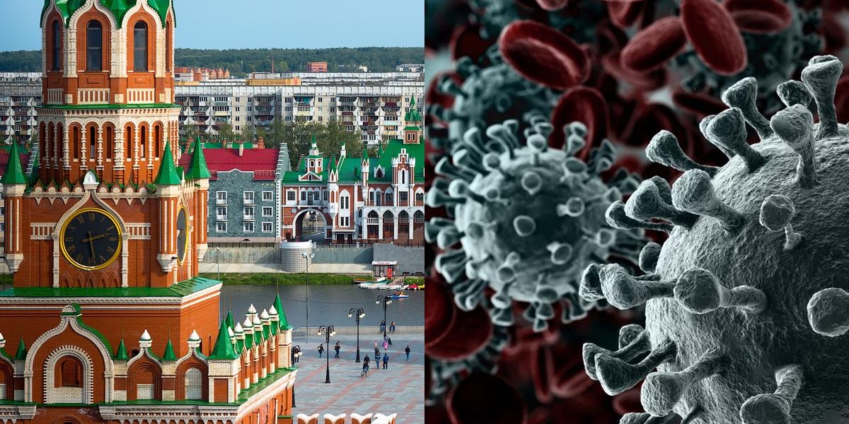 Коронавирус в Марий Эл: ситуация на 17 сентября