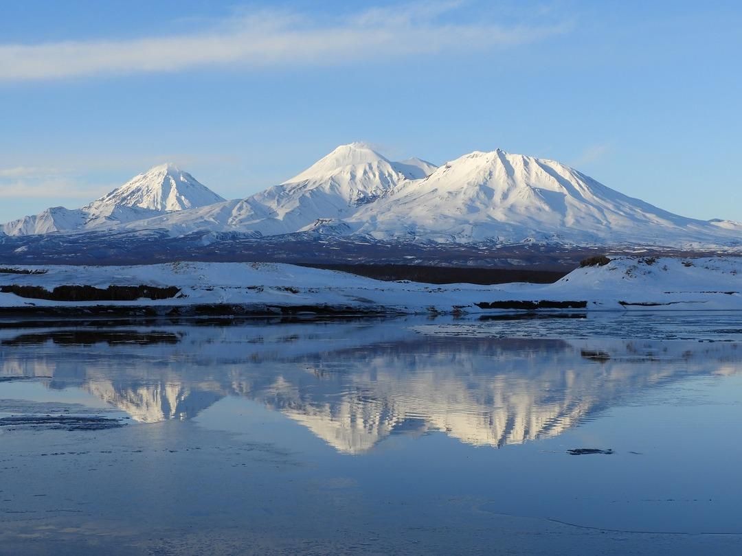 Учёные Института географии РАН выявляют районы развития природных катастроф на Камчатке