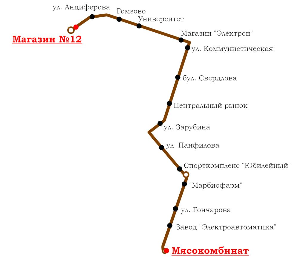 50 лет троллейбусу Йошкар-Олы: история маршрута №5