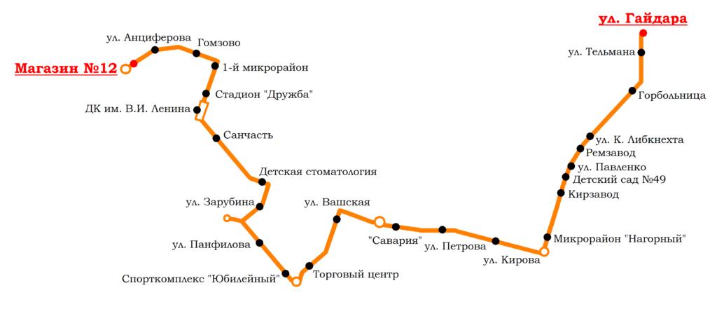 50 лет троллейбусу Йошкар-Олы: история маршрута №6