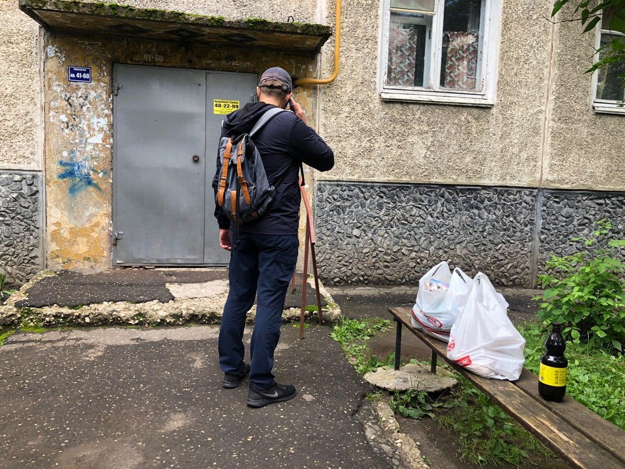 Волонтеры зачастую становятся единственной ниточкой, связующей пожилых с внешним миром