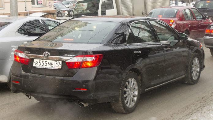 Toyota стала самым угоняемым в России автомобилем в 2020 году