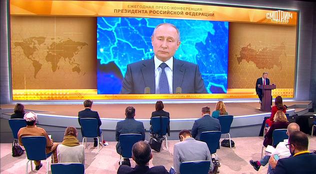 Владимир Путин пообещал поддерживать малый бизнес и самозанятых граждан