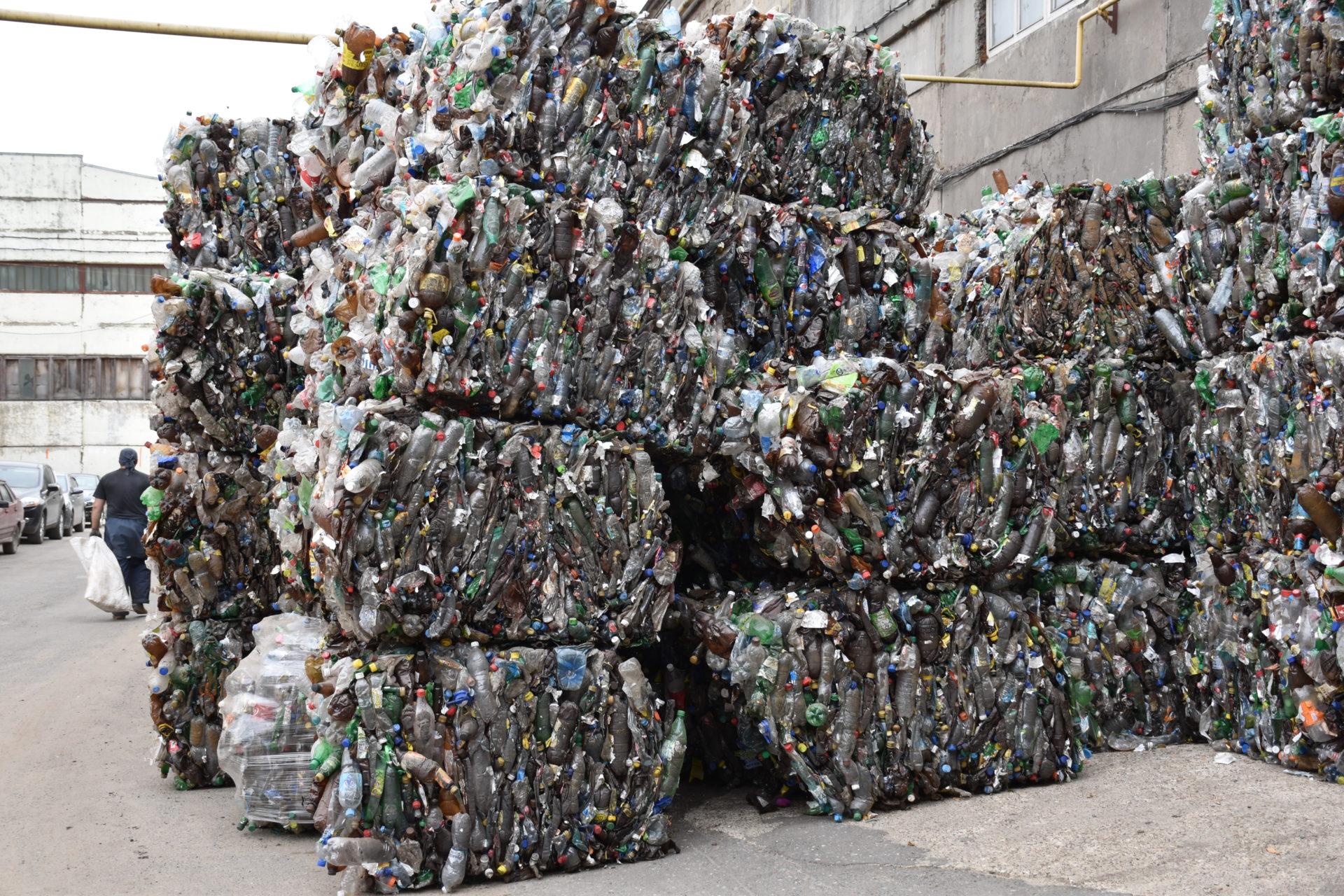 В ближайшие три года в Марий Эл построят четыре мусоросортировочных комплекса