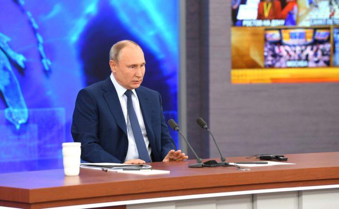 Путин объяснил смысл санкций против Кадырова