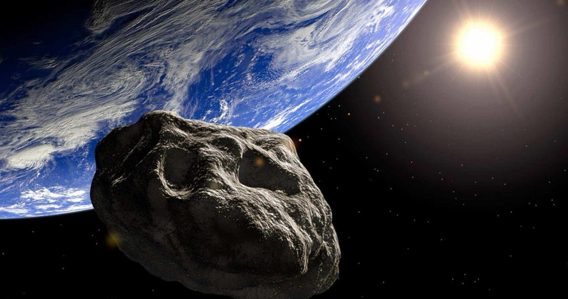 9 января астероид 2015 NU13 пролетит на близком расстоянии от Земли