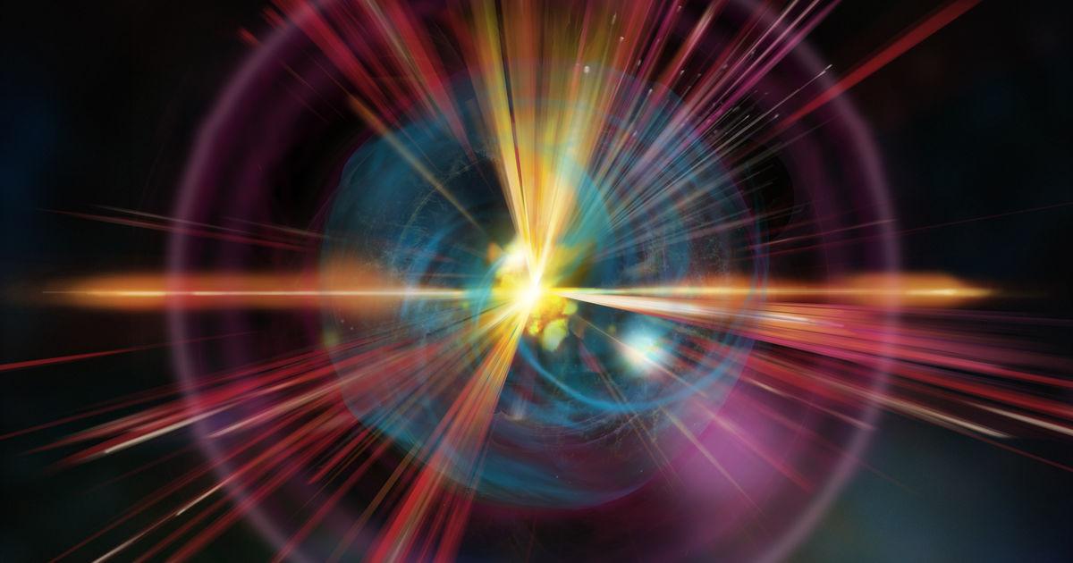 В квантовом газе обнаружено учеными новое состояние вещества