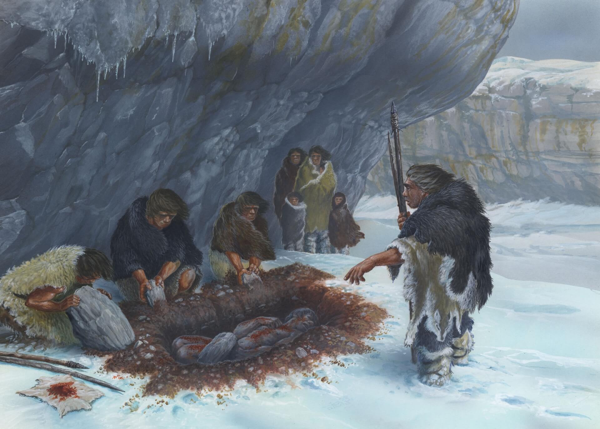 Чума была занесена на территорию Сибири около 4 000 лет назад