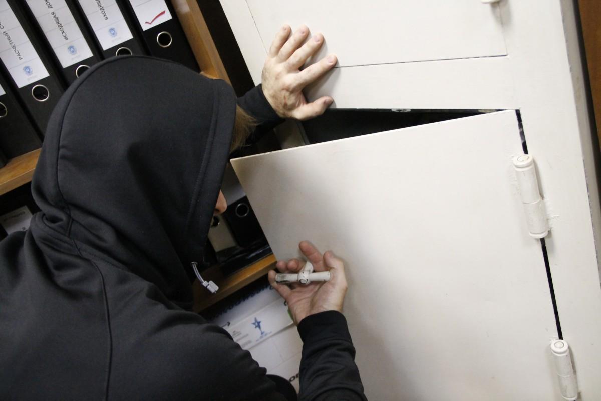 В Марий Эл полицейские по «горячим следам» обнаружили грабителя