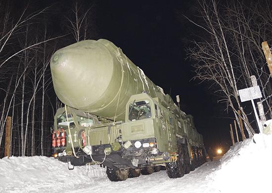 В Марий Эл начались учения стратегических ракетчиков