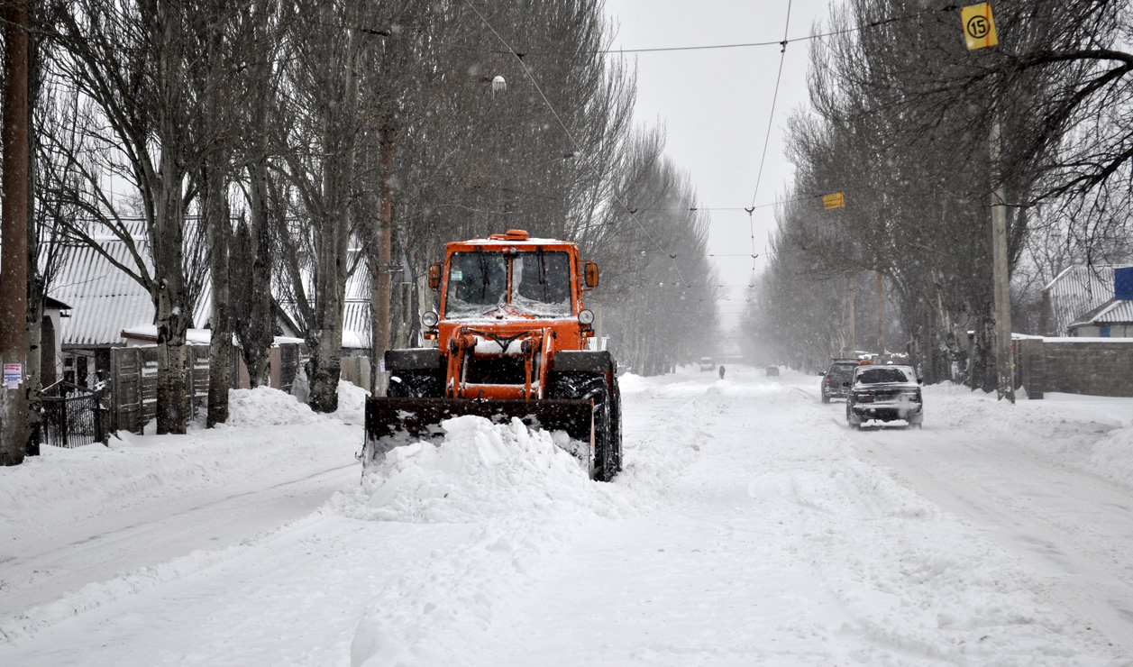 В Марий Эл снова придут снегопады