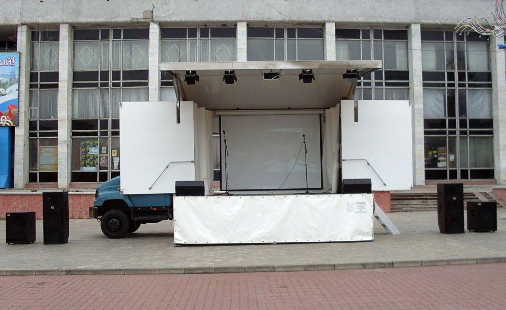 Марий Эл приобретёт мобильные культурные центры за 32 млн руб.