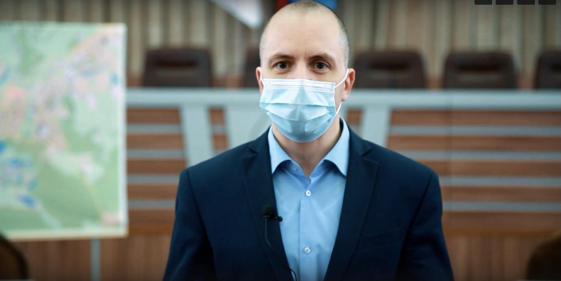 Мэр Йошкар-Олы обратился к горожанам с предложением выбрать места для благоустройства