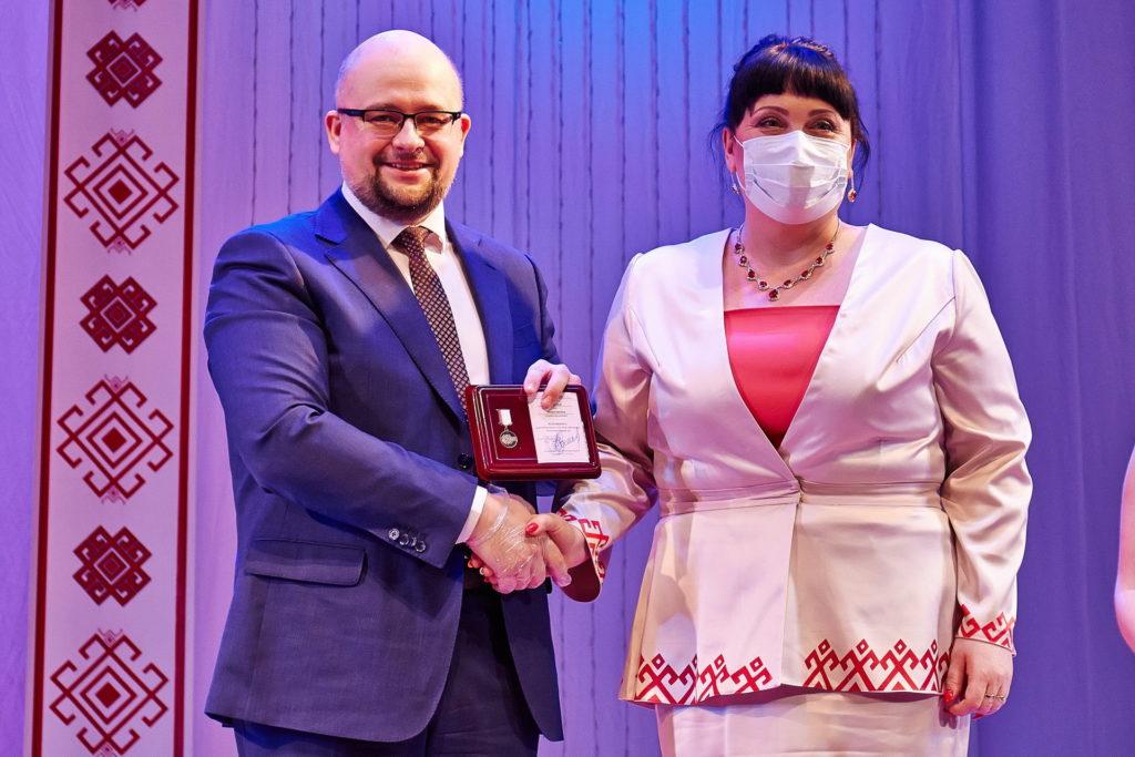 В Горномарийском районе открыли юбилейный год