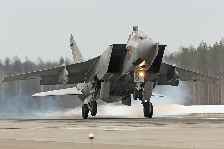 22 января отмечается День авиации войск ПВО