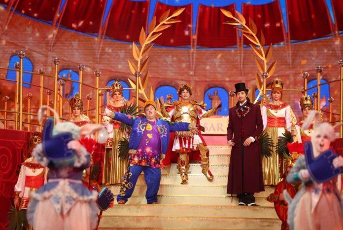 На телеканале «Карусель» 13 января вновь покажут новогоднюю Кремлевскую елку