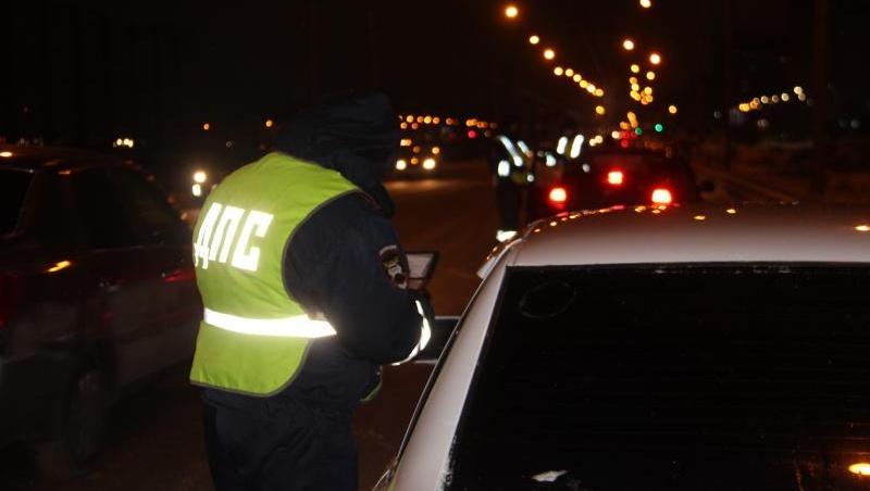 Водителя без прав сотрудники ГИБДД задержали после погони в Йошкар-Оле