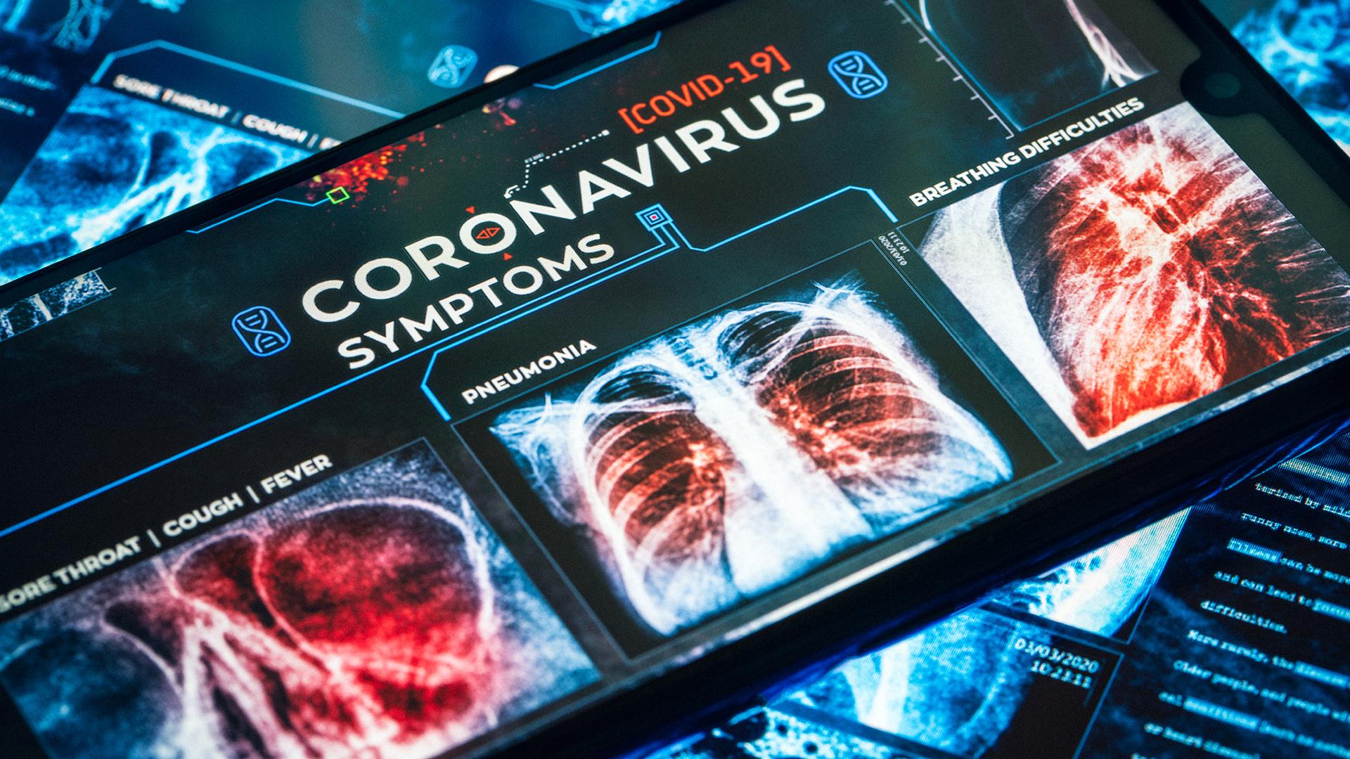 Сбер разработал искусственный интеллект для диагностики коронавируса по кашлю
