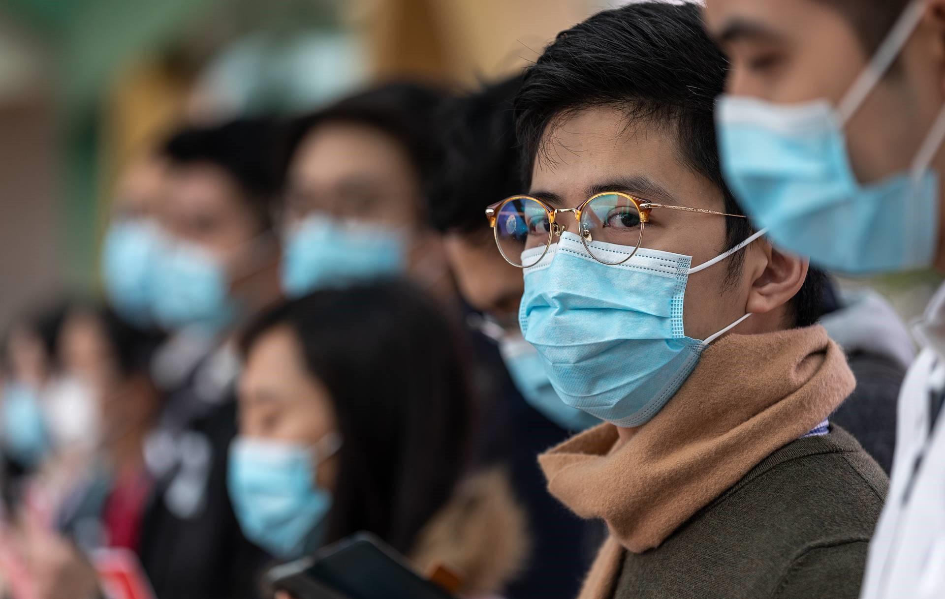 В КНР за сутки выявили 118 новых случаев коронавируса