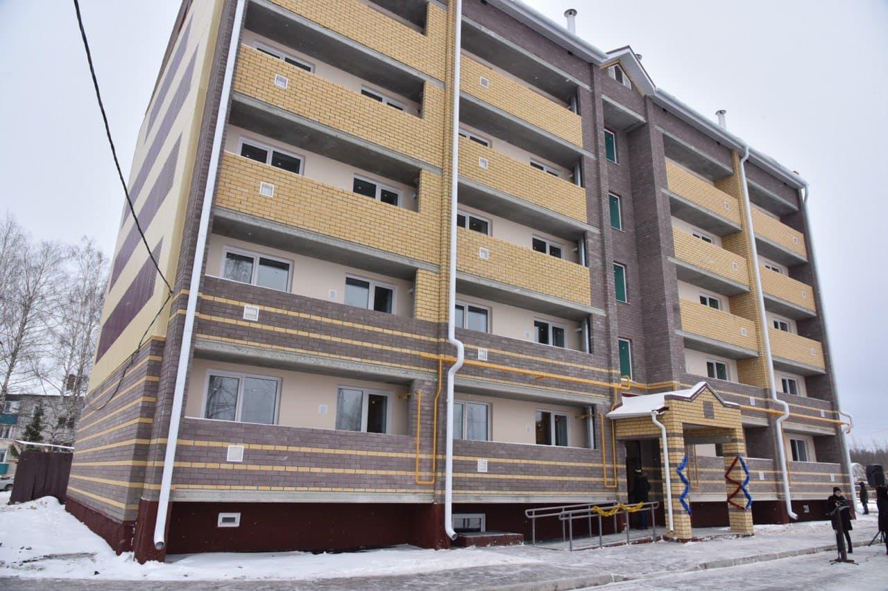 Компания «Газпром газораспределение Йошкар-Ола» газифицировала дом для детей-сирот