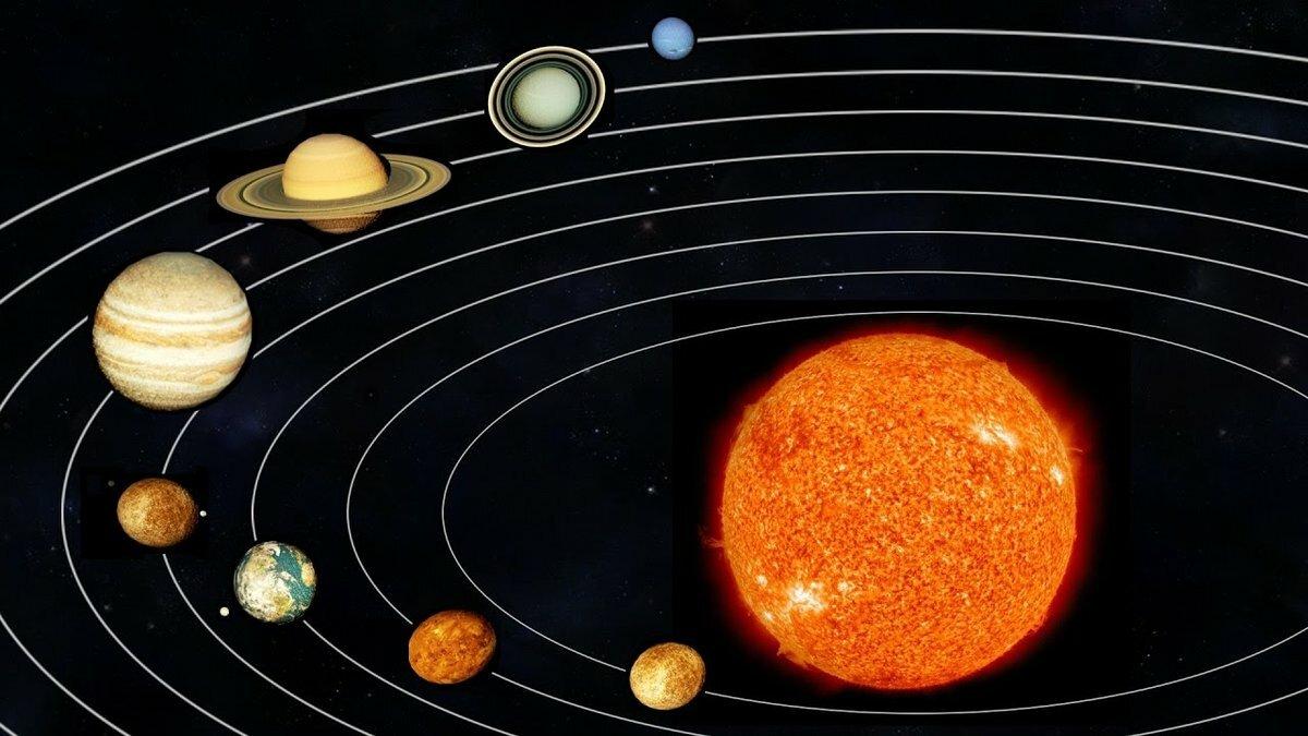 Была разработана новая модель поэтапного формирования Солнечной системы