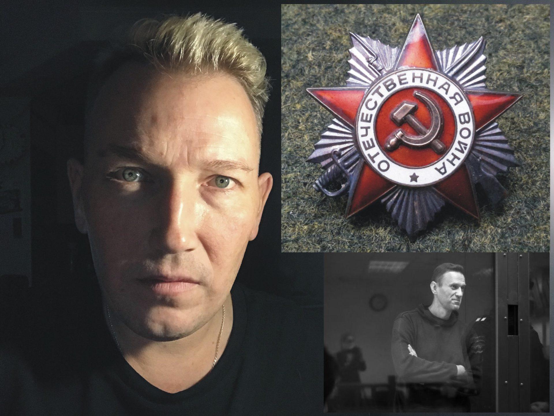 Кто твои герои – ветераны Великой Отечественной или Навальный и Co?